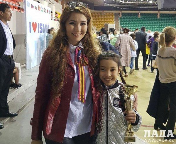 «Девочка-калькулятор» из Жанаозена стала обладателем гран-при международной олимпиады