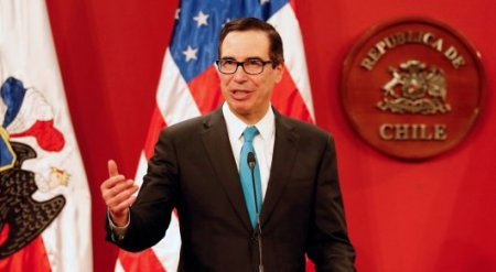 США направили Китаю требования по торговому дефициту в сотни миллиардов долларов - СМИ