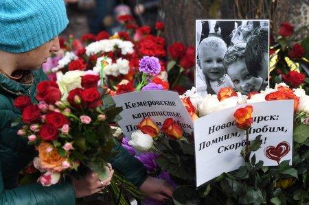 Жители Кемерова сомневаются в достоверности официальных данных о количестве жертв пожара в торговом центре
