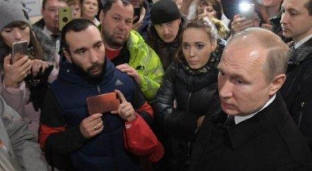 Путин прокомментировал слухи о занижении количества жертв при пожаре в Кемерово