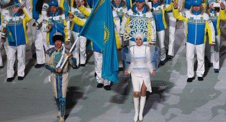 Знаменосца сборной Казахстана на Олимпиаде в Сочи поймали на допинге