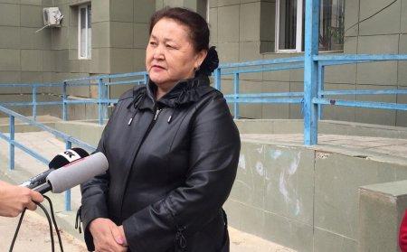 Набат Баймуналова: В Актау переселенцы семь лет живут в социальном общежитии за счет бюджета