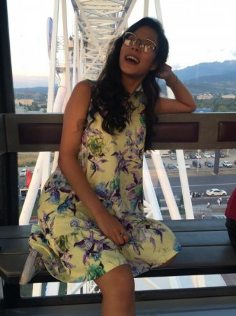 «Мисс Мангистау-2017» Аяжан Сакиева рассказала о себе в преддверии финала конкурса «Мисс Казахстан»