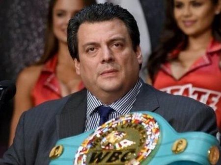 Президент WBC высказался об отмене реванша Головкин - Альварес