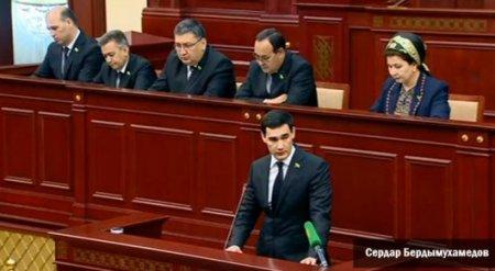 Бердымухамедов назначил сына заместителем министра иностранных дел Туркменистана