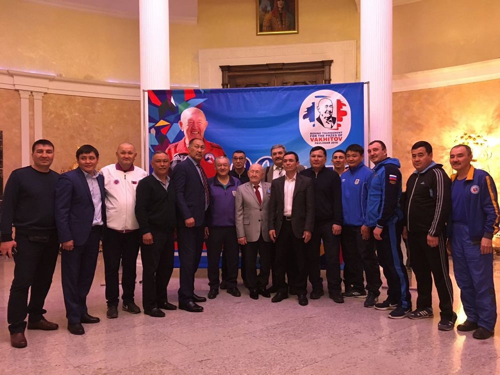 Саясат Есибаев из Актау стал бронзовым призером международного турнира по боксу