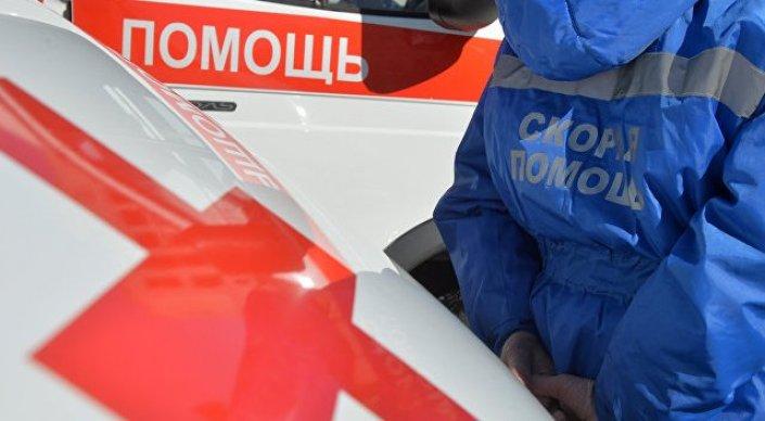 Студентка из Казахстана выпала из окна четвертого этажа МГИМО