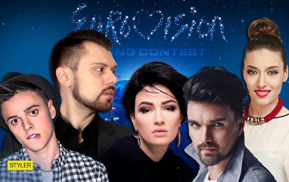 Навстречу «Евровидению»: Обзор участников первого полуфинала. Часть 1
