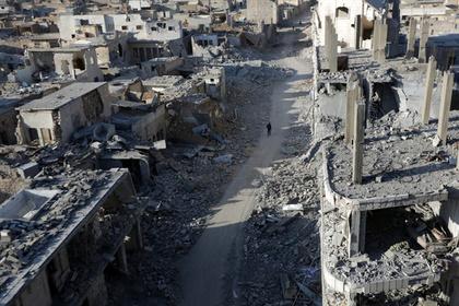 Сирийские военные объекты подверглись ракетной атаке