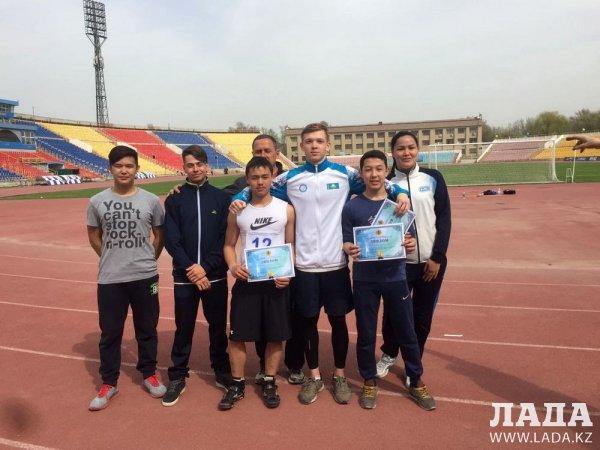 Актауский легкоатлет стал золотым призером чемпионата Казахстана