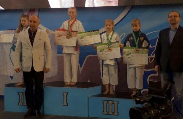 «Кубок Успеха» принес мангистауским каратистам пять наград