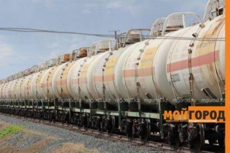 Граждане России пытались незаконно вывезти из Атырау 29 тонн сжиженного газа