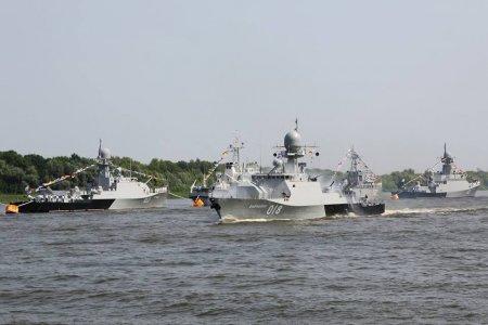Военный эксперт озвучил причины, по которым Каспийскую флотилию переводят из Астрахани