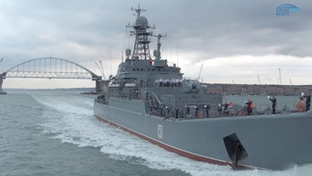 Источник: ЧФ готов обеспечить безопасность в Азовском море