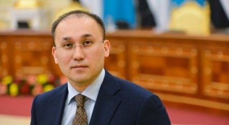 Министр Абаев оценил уровень свободы слова в Казахстане