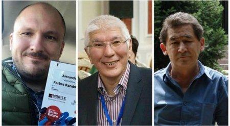 Министр вновь высказался о задержаниях журналистов Ratel и Forbes