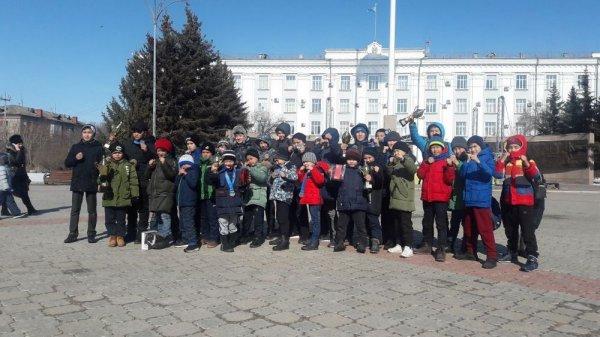 Сборная Мангистау по жекпе-жек заняла первое общекомандное место на чемпионате Казахстана
