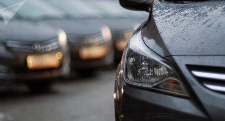 Госслужащим Грузии запретили ездить на черных автомобилях