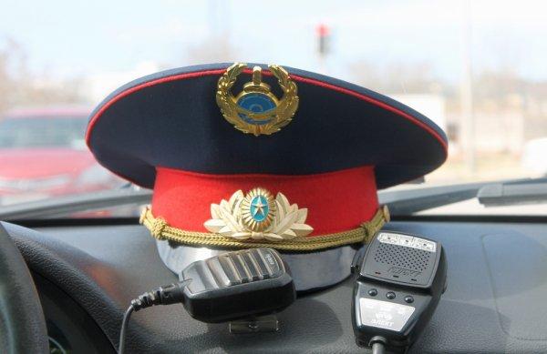 Полицейские «взялись» за свадебные кортежи в Актау