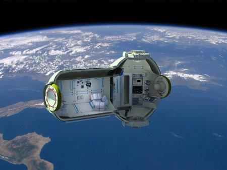 Первый космический отель появится в 2021 году