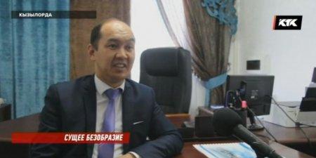В Кызылорде монумент стоимостью 336 миллионов тенге превратили в туалет
