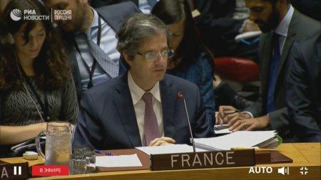 Обсуждение ударов по Сирии на заседании Совбеза ООН. Прямая трансляция