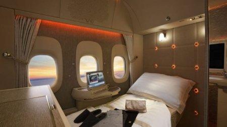 В самолетах установят кровати для пассажиров эконом-класса