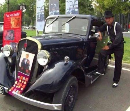 """""""Фиат"""" 1932 года отреставрировал житель Тараза"""