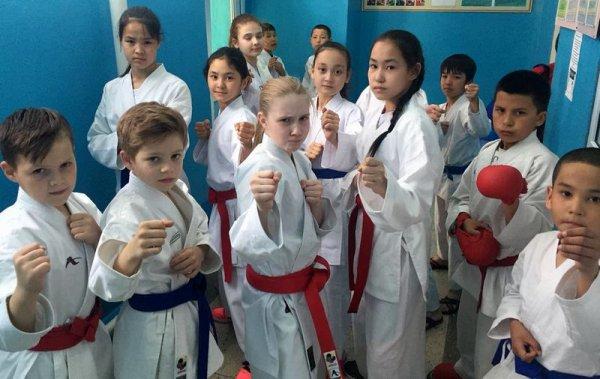 Каратисты из Мангистау завоевали 18 медалей на чемпионате Казахстана