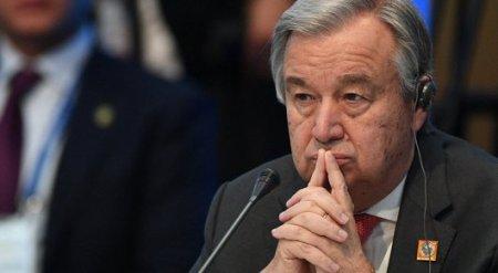 Холодная война вернулась - генсек ООН