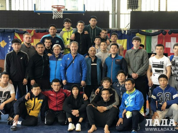 Алибек Сарсенгалиев из Актау стал бронзовым призером международного турнира по греко-римской борьбе