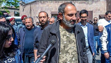 В Армении освободили лидера акций протестов