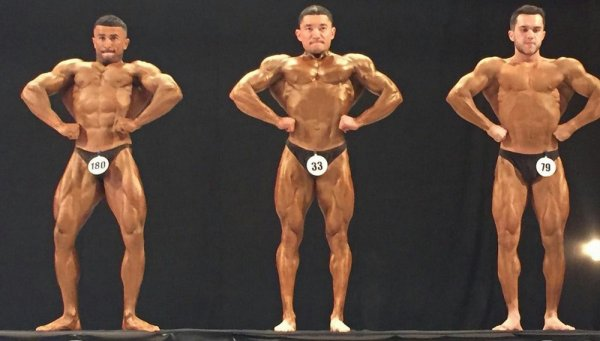 Бодибилдер из Актау стал победителем чемпионата Центральной Азии