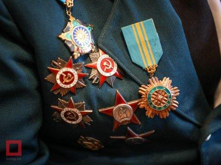Сколько получат ветераны ВОВ ко Дню Победы в Казахстане