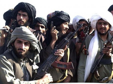 Талибы объявили о начале своего наступления в Афганистане