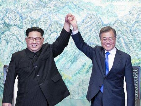 Лидер КНДР надеется на объединение двух Корей
