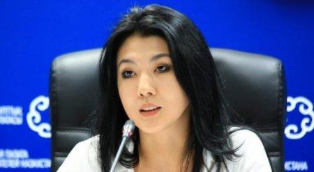 Вице-министр нацэкономики Мадина Жунусбекова: полный послужной список