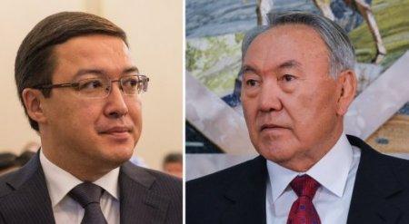 """Акишев рассказал Назарбаеву, как будет работать """"7-20-25"""""""
