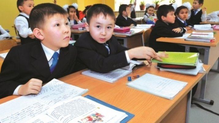 2500 школьников начальных классов учатся в третью смену в Мангистауской области