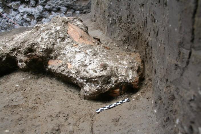Удивительную 2000-летнюю находку сделали под руинами Помпеев