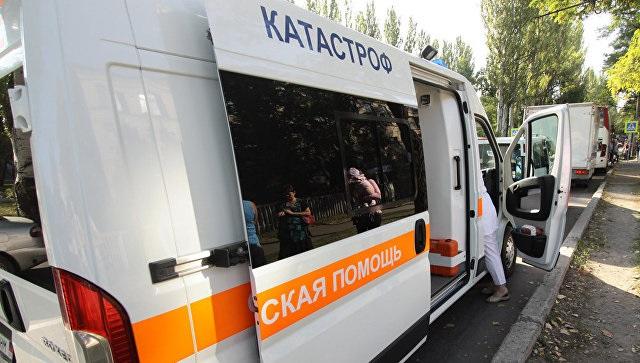 В Дебальцево подорвали рейсовый автобус