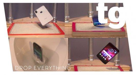 Эксперты назвали смартфон с самым прочным корпусом