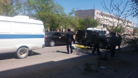 В Актау насмерть сбили женщину