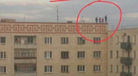 Опасные игры детей на крыше: учителя обратились к казахстанцам