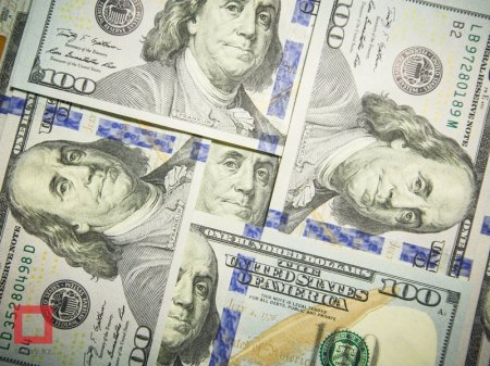 Курс доллара на KASE составил почти 329 тенге