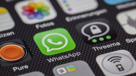 В WhatsApp рассылают спам-сообщение, из-за которого мессенджер зависает