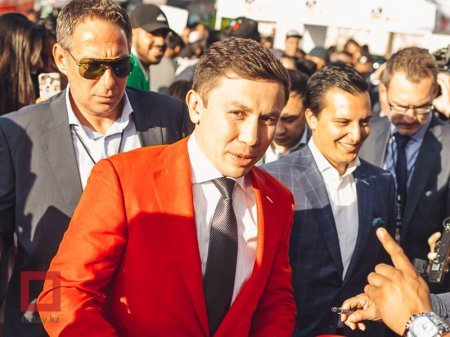 Президент WBC предложил GGG новое прозвище