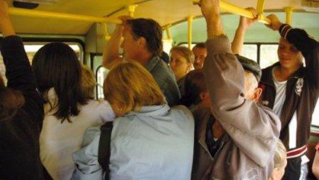 Драка в автобусе Костаная: карманника задержали прямо в салоне