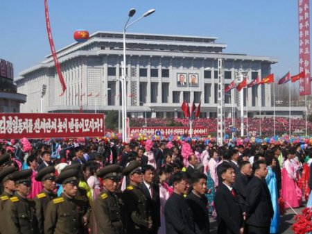 США обещают КНДР процветание