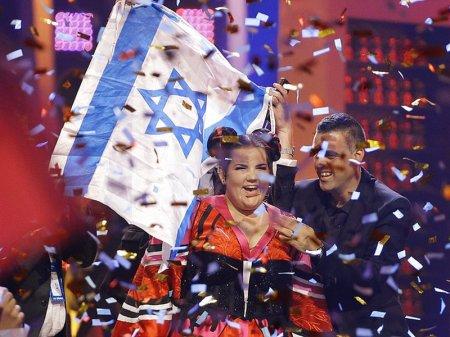 """На """"Евровидении"""" победила представительница Израиля"""
